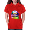 Kitty in Space Womens Polo