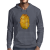 Kiwano dragon fruit Mens Hoodie