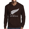 Kiwi All Blacks New Zealand Mens Hoodie