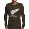 Kiwi All Blacks New Zealand Mens Long Sleeve T-Shirt
