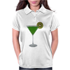 Kiwi Cocktail Womens Polo