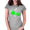 Kiwi Womens Fitted T-Shirt