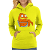Klaus The Alien Fish From American Dad Womens Hoodie
