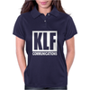 KLF Communications Men's T Shirt Black Womens Polo