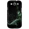 Klingon Bird of Prey - Shattered Phone Case