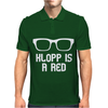 KLOPP IS A RED FUNNY Mens Polo