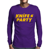 Knife Party Electro House Mens Long Sleeve T-Shirt