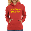 Knife Party Electro House Womens Hoodie