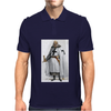 Knights Templar Jacques de Molay Mens Polo