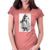 Knights Templar Jacques de Molay Womens Fitted T-Shirt
