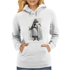 Knights Templar Jacques de Molay Womens Hoodie