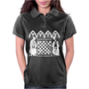 Knights Templar playing Chess Womens Polo