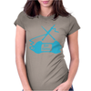Knit happens Womens Fitted T-Shirt