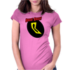 Knock! Knock! Womens Fitted T-Shirt