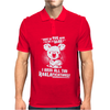 Koala Bear What do you mean Koalafications Mens Polo