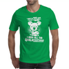 Koala Bear What do you mean Koalafications Mens T-Shirt
