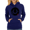 KOCHI Japanese Prefecture Design Womens Hoodie