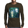 Kodama Tree Spirits Mens Long Sleeve T-Shirt