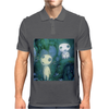 Kodama Tree Spirits Mens Polo