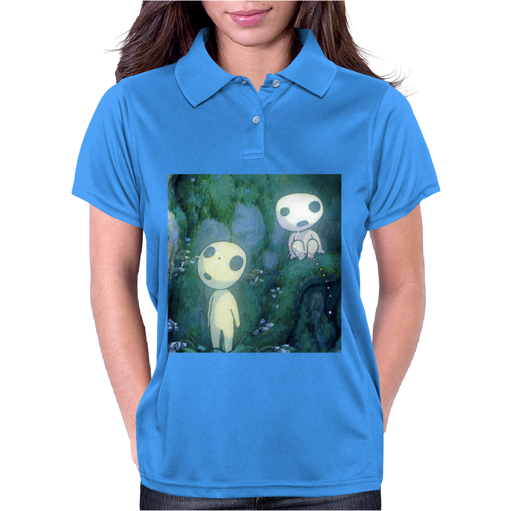 Kodama Tree Spirits Womens Polo