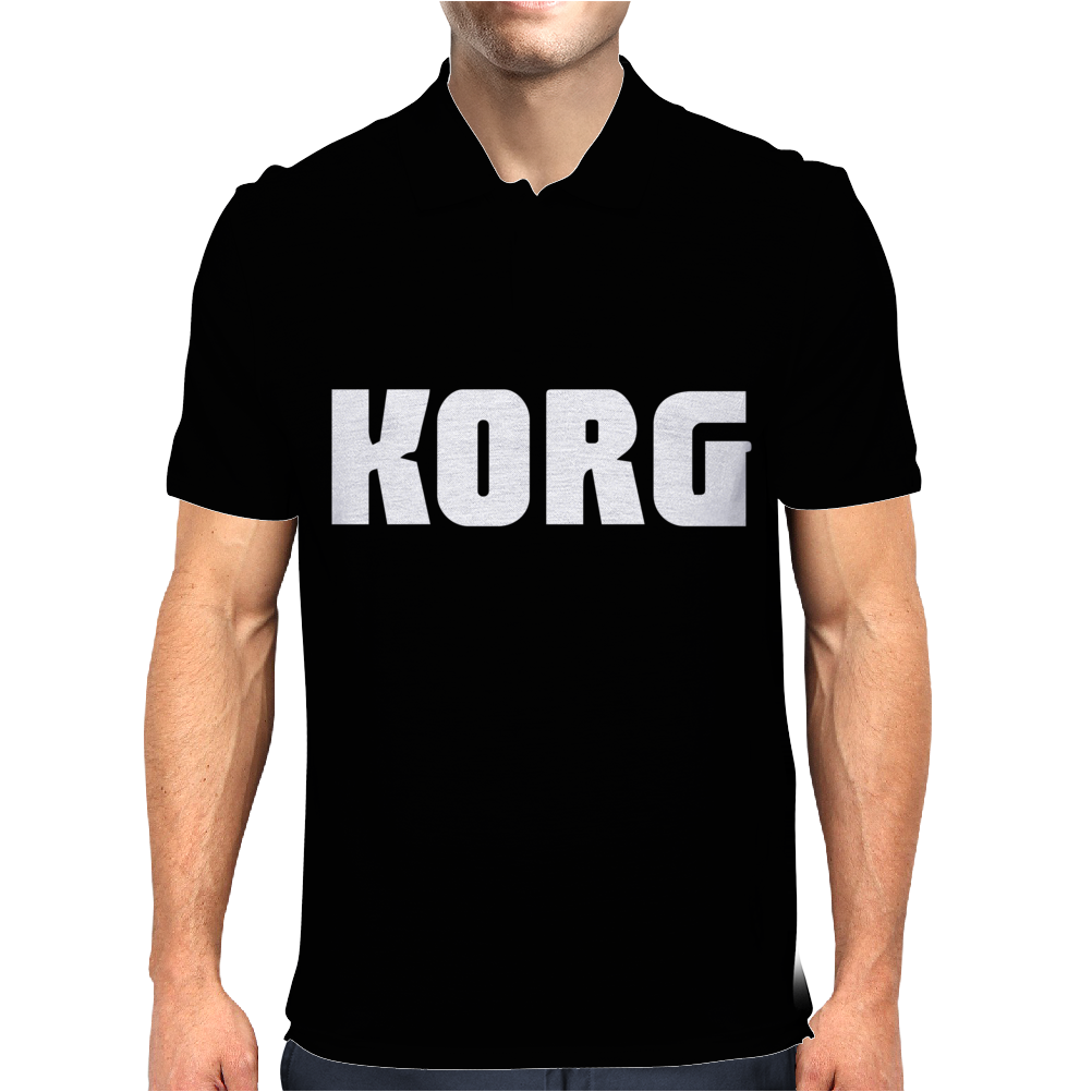 KORG new Mens Polo