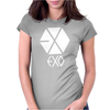 kpo exo Womens Fitted T-Shirt