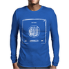 Kraftwerk Radio Activity'75 Mens Long Sleeve T-Shirt