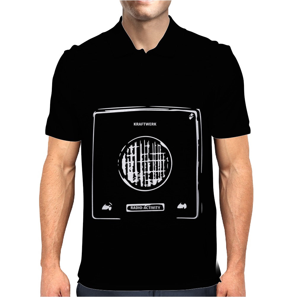 Kraftwerk Radio Activity'75 Mens Polo