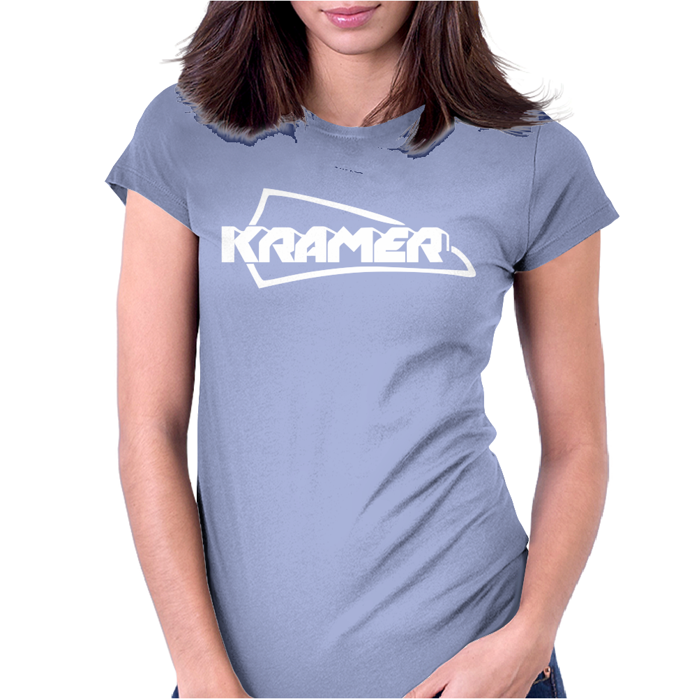 KRAMER new Womens Fitted T-Shirt