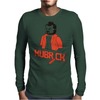 KuBrick Mens Long Sleeve T-Shirt