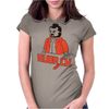 KuBrick Womens Fitted T-Shirt