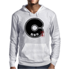KUMAMOTO City Japanese Municipality Design Mens Hoodie