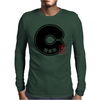 KUMAMOTO City Japanese Municipality Design Mens Long Sleeve T-Shirt