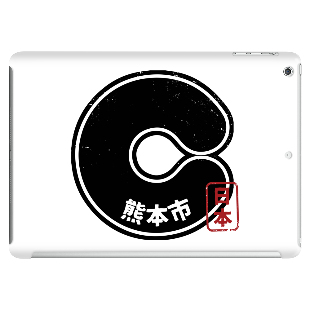 KUMAMOTO City Japanese Municipality Design Tablet