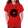 KUMAMOTO City Japanese Municipality Design Womens Polo
