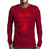 Kung Fury Mens Long Sleeve T-Shirt