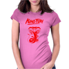 Kung Fury Womens Fitted T-Shirt
