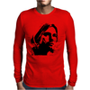 Kurt Cobain Mens Long Sleeve T-Shirt