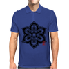 KYOTO Japanese Prefecture Design Mens Polo