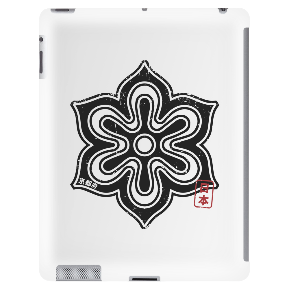 KYOTO Japanese Prefecture Design Tablet
