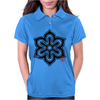 KYOTO Japanese Prefecture Design Womens Polo