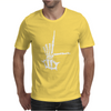 L sign Mens T-Shirt
