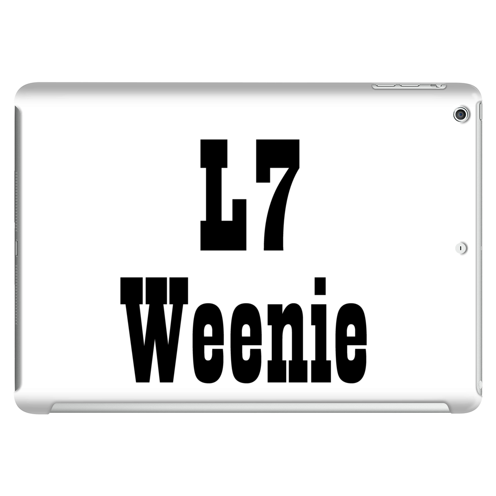 L7 Weenie Tablet (horizontal)