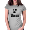 L7 Weenie Womens Fitted T-Shirt