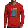 La Borr@ch@ Drunk Lady Mexican Lottery Mens Hoodie