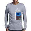La Borr@ch@ Drunk Lady Mexican Lottery Mens Long Sleeve T-Shirt