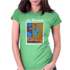 La Borr@ch@ Drunk Lady Mexican Lottery Womens Fitted T-Shirt