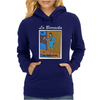 La Borr@ch@ Drunk Lady Mexican Lottery Womens Hoodie