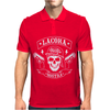 La Coka Nostra Skull Men Mens Polo