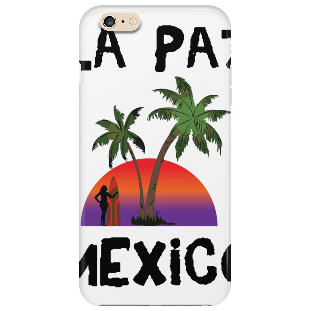 La Paz Mexico Phone Case